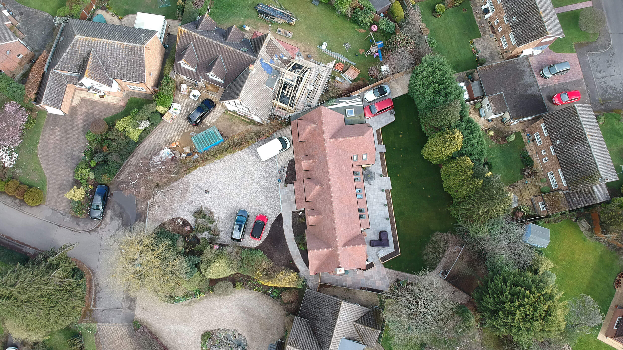 Drone Roof Inspections - CAA Approved